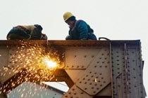 Демонтажные работы с металлическими конструкциями в Новороссийске