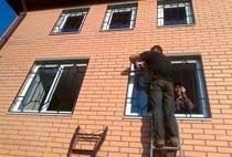 Монтаж решеток в Новороссийске