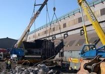 Демонтаж конструкций из металла в Новороссийске