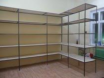 Изготовление, монтаж металлические стеллажи в Новороссийске и пригороде