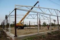 Восстановление геометрии металлоконструкций в Новороссийске и усиление зданий г.Новороссийск
