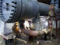 Ремонт металлических конструкций и изделий в Новороссийске, металлоремонт г.Новороссийске